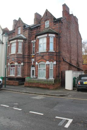 Thumbnail Semi-detached house to rent in Colville Street, Arboretum, Nottingham