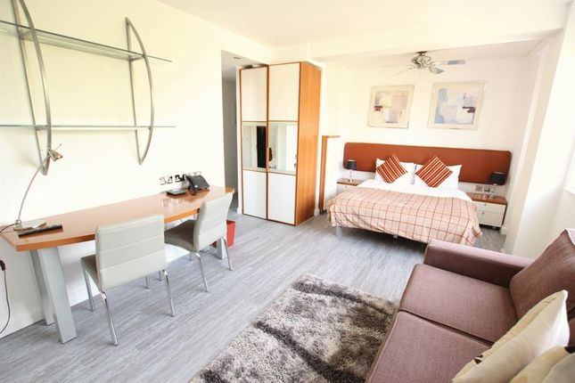 Studio to rent in Old Brompton Road, London
