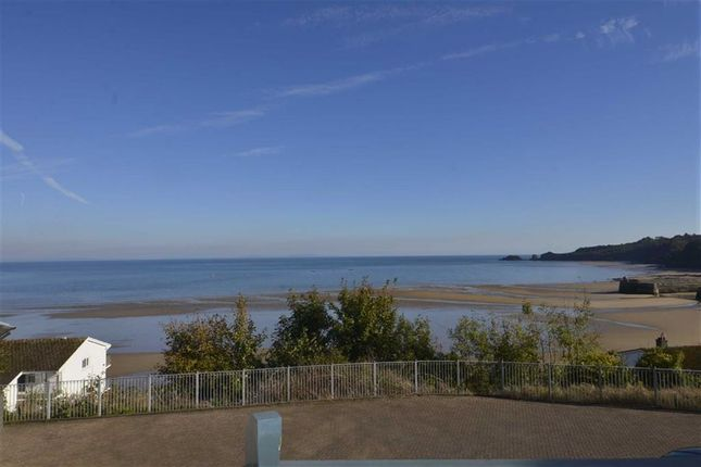 Thumbnail Property for sale in Spinnaker, Wogan Terrace, Saundersfoot, Pembs