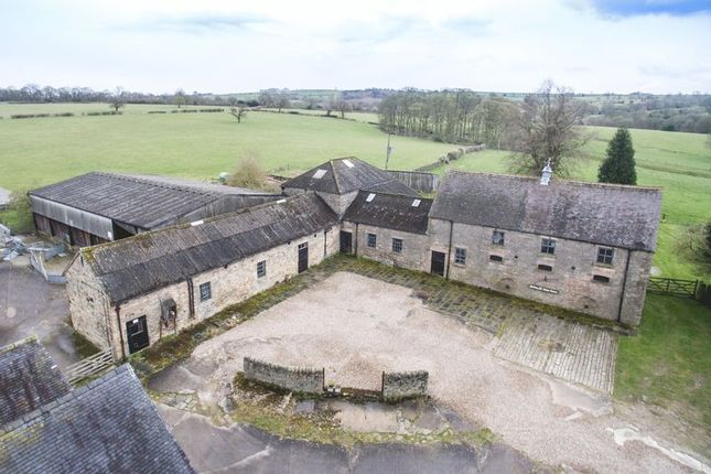 Thumbnail Property for sale in Lot 2 -Manor Farm, Dethick, Matlock