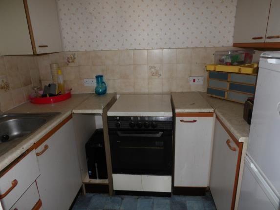Kitchenette of Uxbridge Court, Holyhead Road, Bangor, Gwynedd LL57