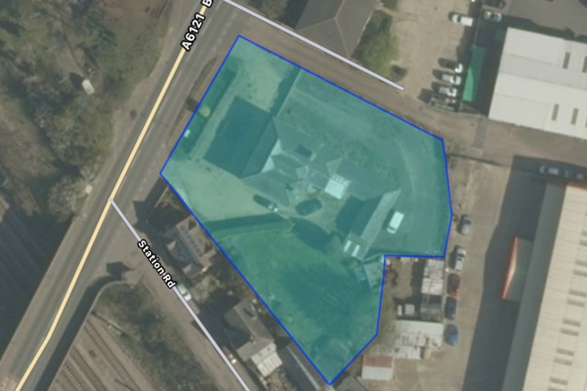 Thumbnail Land for sale in Bourne Road, Essendine