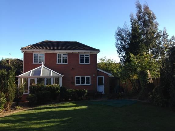 Thumbnail Detached house for sale in Horton Grove, Shirley, Solihull, West Midlands