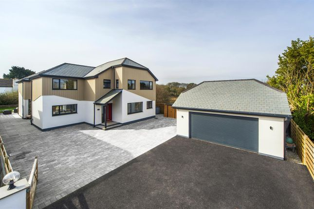Detached house for sale in Goonhavern, Truro