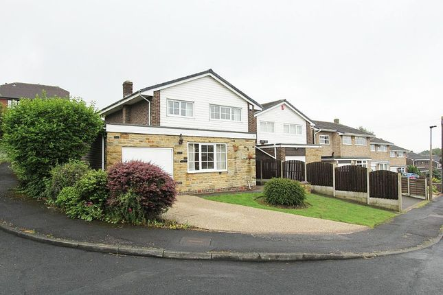 Thumbnail Detached house for sale in 20, Oaks Farm Drive, Barnsley, South Yorkshire