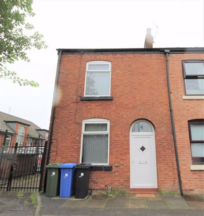 Thumbnail Terraced house to rent in Grove Street, Droylsden, Manchester