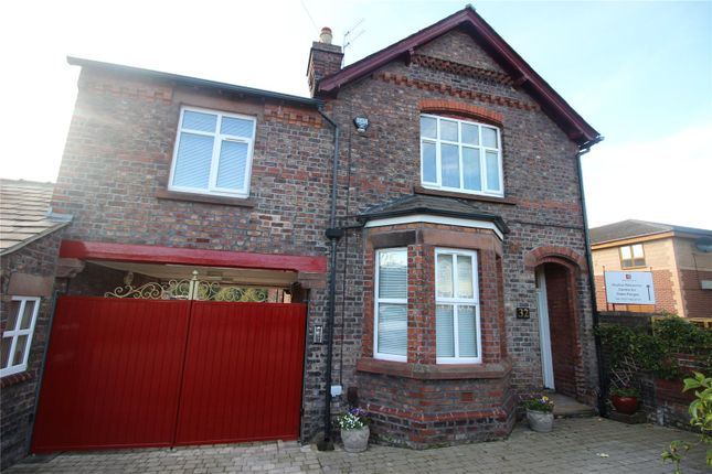 Link-detached house for sale in Tarbock Road, Huyton, Liverpool, Merseyside