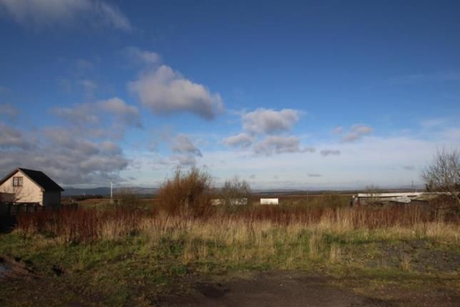 Thumbnail Land for sale in Main Street, Longriggend, Airdrie, North Lanarkshire