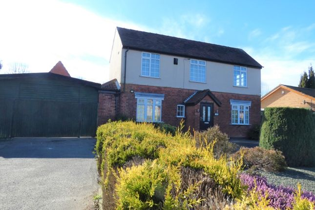 Thumbnail Detached house to rent in Lincoln Road, Tuxford