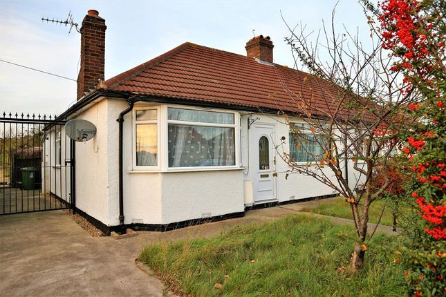 Thumbnail Semi-detached bungalow for sale in King Harolds Way, Bexleyheath, Kent