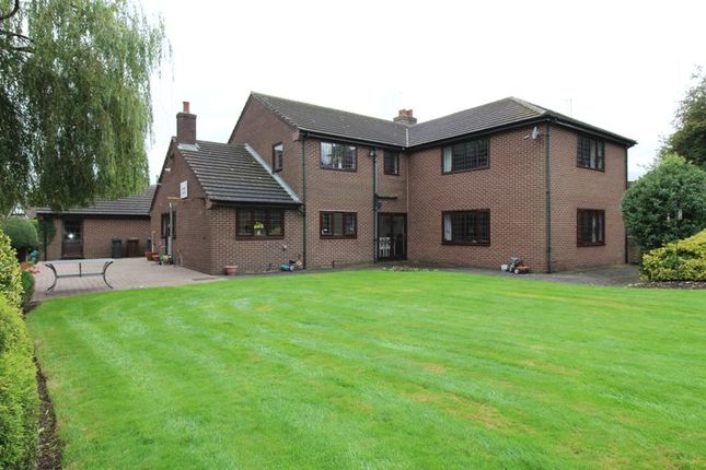 Thumbnail Detached house for sale in Draycott Road, Tean, Stoke-On-Trent