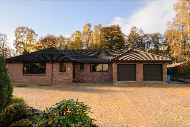 Thumbnail Detached bungalow for sale in The Meadows, Muir Of Ord