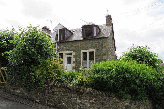 Thumbnail Semi-detached house for sale in 129 Forest Road, Selkirk, Scottish Borders