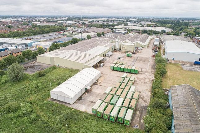 Thumbnail Light industrial for sale in Victoria House, Leads Road, Hull, East Yorkshire