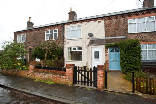 Thumbnail Terraced house to rent in Mayfield Grove, York