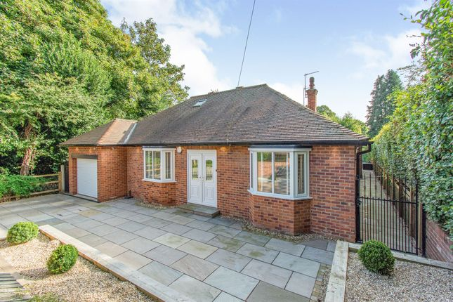 Thumbnail Detached bungalow for sale in St Martins Avenue, Bawtry, Doncaster