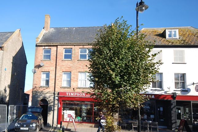 Thumbnail Flat for sale in West Street, Bridport