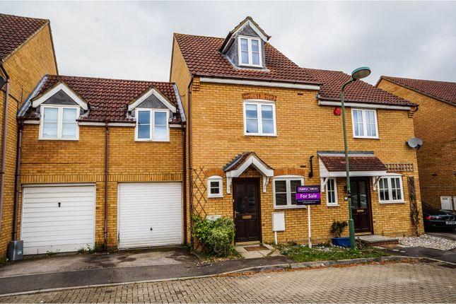 4 bed terraced house for sale in Dandridge Court, Grange Farm