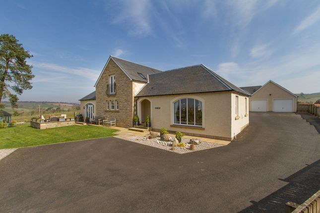 Thumbnail Equestrian property for sale in Tethyknowe, By Dollar
