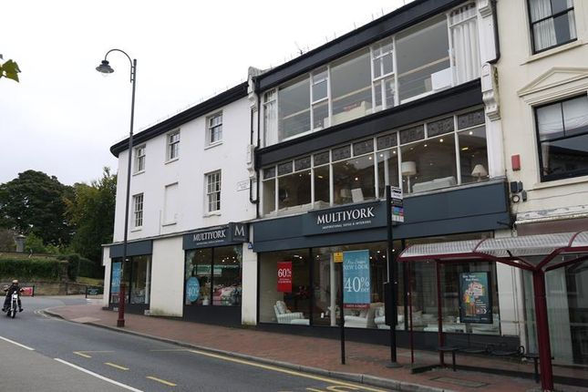 Thumbnail Retail premises to let in Calverley Road, Tunbridge Wells, Kent