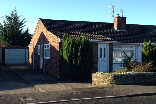 Thumbnail Semi-detached bungalow to rent in 69, Eastholme Drive Rawcliffe, York