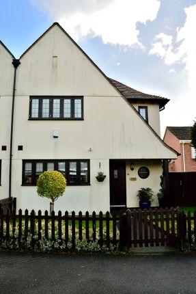 Thumbnail Semi-detached house to rent in Woolslope Road, West Moors, Ferndown