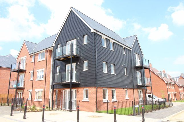 Thumbnail Flat to rent in Kennett Drive, Biggleswade