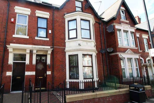 Thumbnail Terraced house for sale in Wingrove Road, Newcastle Upon Tyne, Tyne And Wear