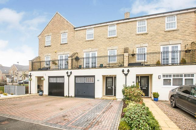 Thumbnail Terraced house for sale in Burwood Drive, Queensbury, Bradford, West Yorkshire
