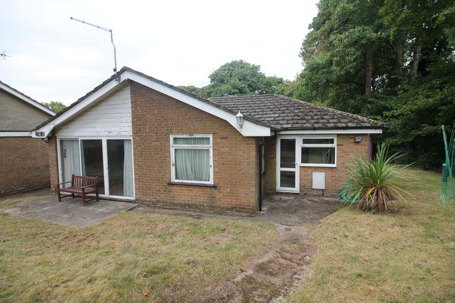 Thumbnail Detached bungalow for sale in Steep Lane, Findon Village