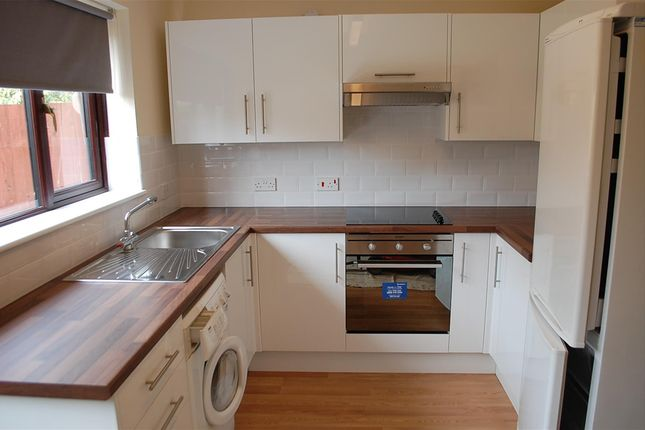 Thumbnail Terraced house to rent in Gibson Close, Abingdon, Oxon