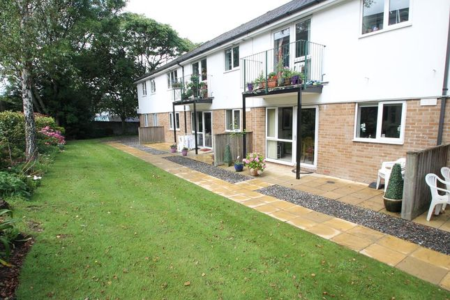 Thumbnail Flat for sale in Consort Close, Hartley, Plymouth