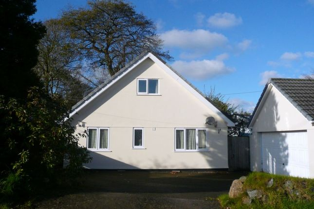 Thumbnail Bungalow for sale in Tresavean Hill, Lanner