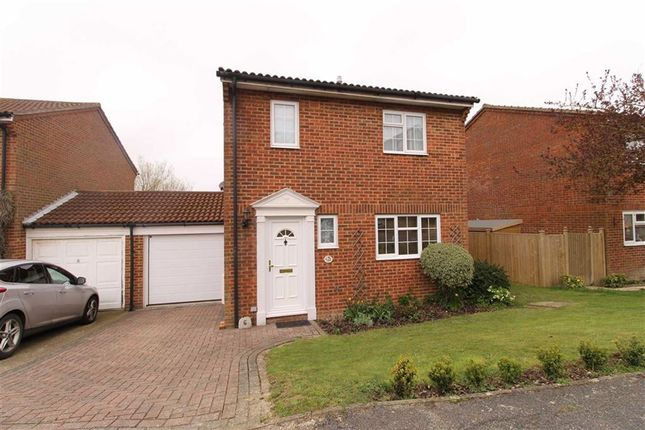 Thumbnail Link-detached house for sale in Sandwich Drive, St Leonards-On-Sea, East Sussex