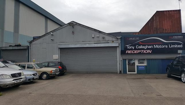 Thumbnail Light industrial for sale in Unit 3, Monde Industrial Estate, Westinghouse Road, Trafford Park, Manchester, Greater Manchester