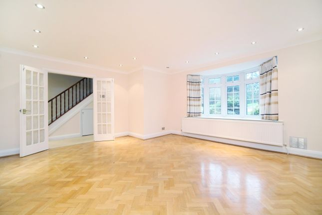 Thumbnail Detached house to rent in Heathside Road, Northwood