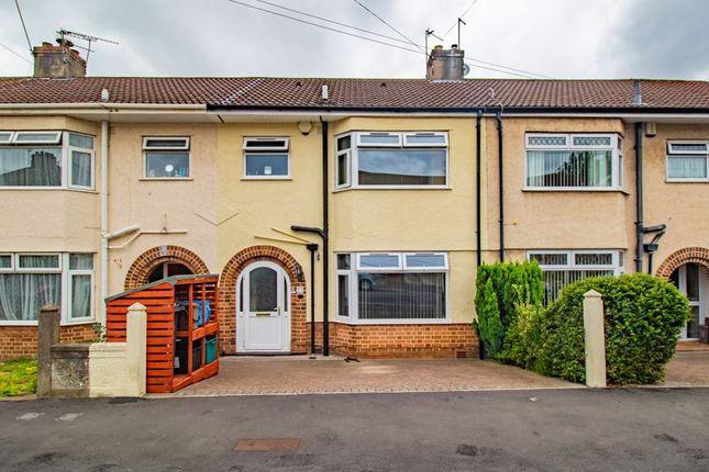 Thumbnail Terraced house for sale in Hulse Road, Brislington, Bristol