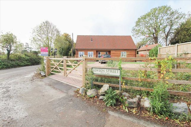 2 bed detached house for sale in Corner Cottage, Lewson Street, Norton ME9