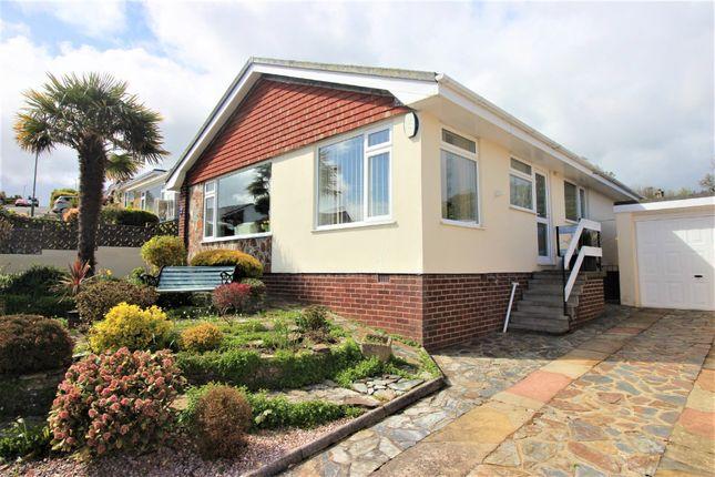 Thumbnail Detached bungalow for sale in Dolphin Crescent, Preston, Paignton