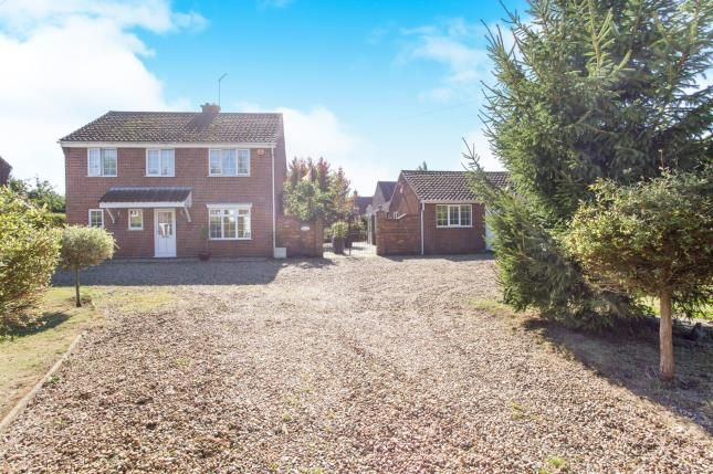 Thumbnail Detached house for sale in Saddlebow, Kings Lynn, Norfolk