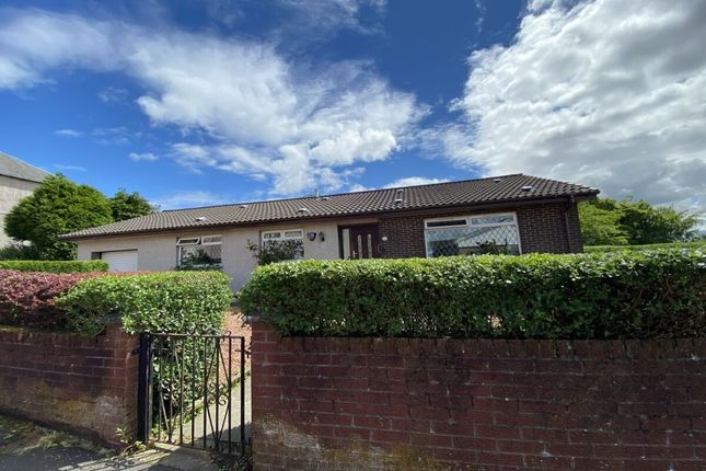 Thumbnail Bungalow for sale in Lansdowne Crescent, Shotts