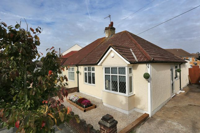 Thumbnail Semi-detached bungalow for sale in Blanmerle Road, New Eltham, London