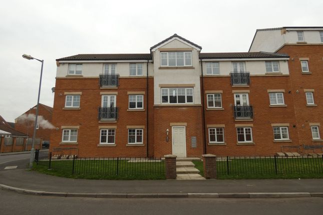 Thumbnail Flat to rent in Blanchland Court, Ashington