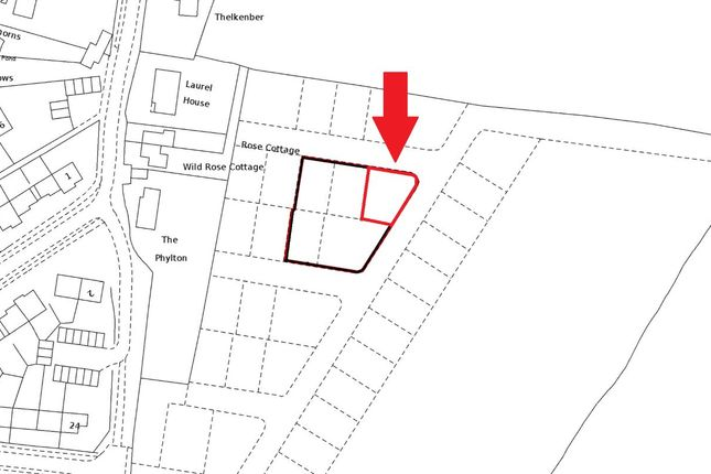 Thumbnail Land for sale in Plot 10 Land At Markstakes Lane, South Chailey, Lewes, East Sussex