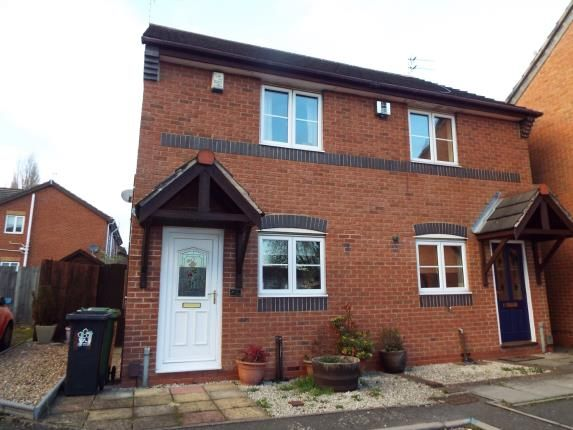 Thumbnail Semi-detached house for sale in St. Davids Road, Braunstone Frith, Leicester, Leicestershire