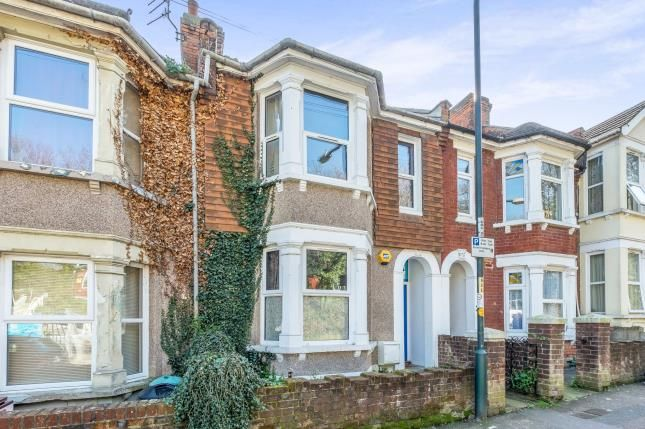 Thumbnail Terraced house for sale in Boundary Road, Chatham, Kent, .