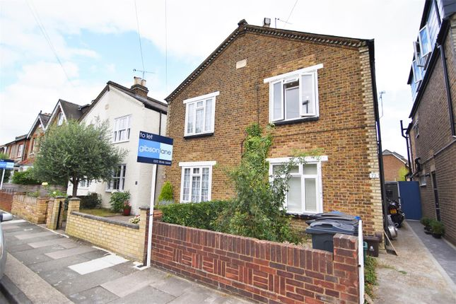 Thumbnail 1 bed flat to rent in Willoughby Road, Kingston Upon Thames