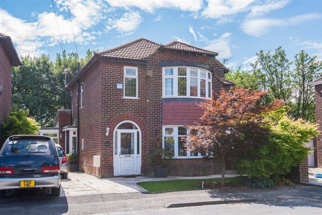 Thumbnail Detached house for sale in May Road, Swinton, Manchester