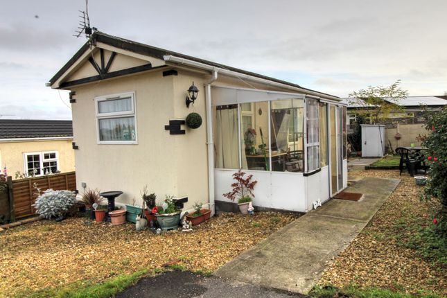 Thumbnail Bungalow for sale in Uphill Farm Caravans, Uphill Way, Uphill, Weston-Super-Mare