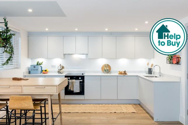 Thumbnail Flat for sale in Wootton Mount, Bournemouth, Dorset